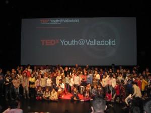 Conexión con el TEDxYouth@Madrid