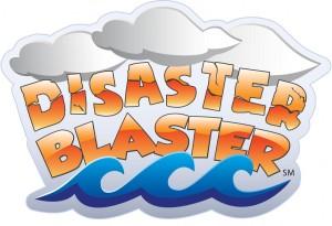 Disaster Blaster Logo SM